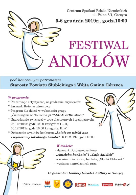 You are browsing images from the article:  Festiwal Anio³ów