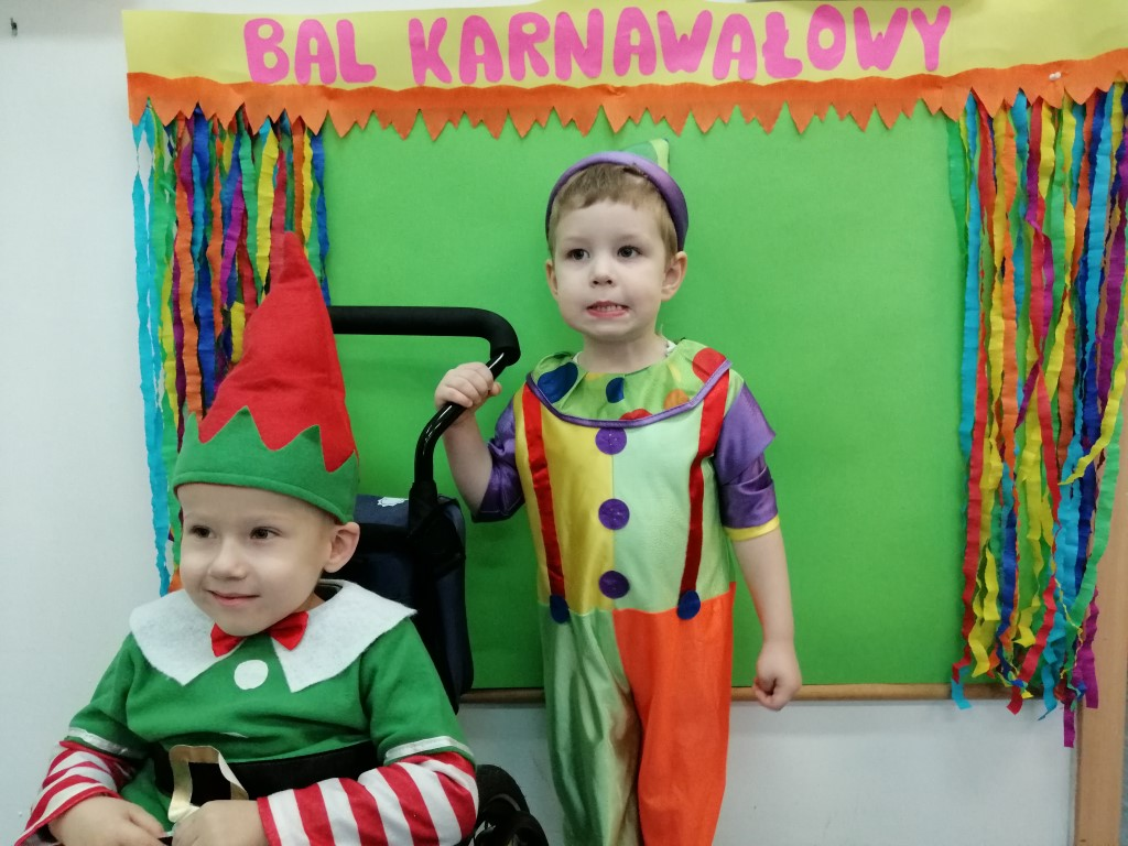 You are browsing images from the article: Bal karnawa³owy w Pracowni Edukacji Kulturalnej.