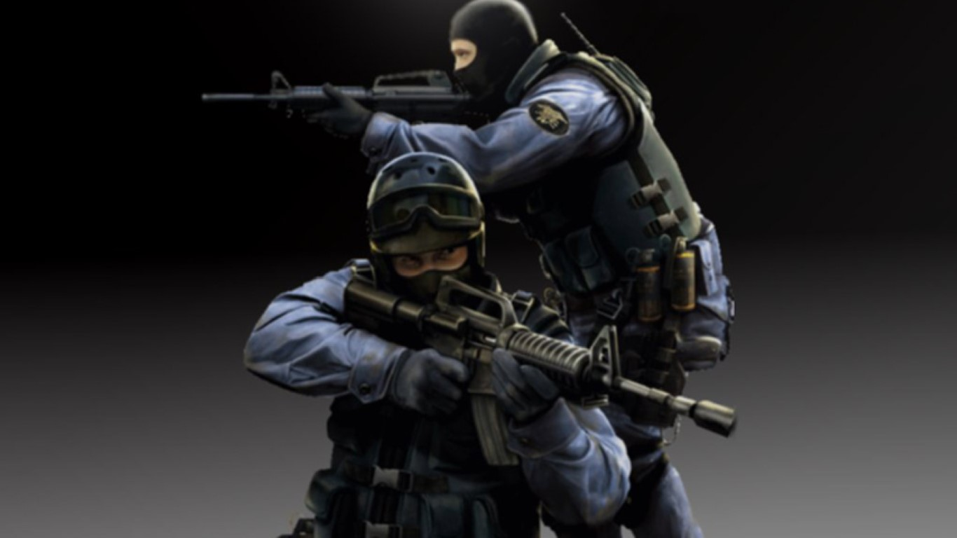 You are browsing images from the article: Turniej Counter - Strike w GCI!