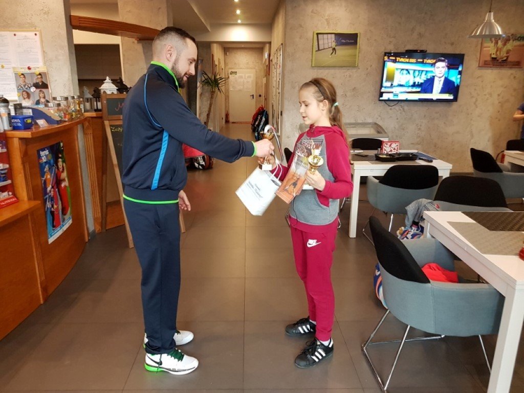 You are browsing images from the article: Dominika kilka razy na podium Ogólnopolskich Turniejów Klasyfikacyjnych!