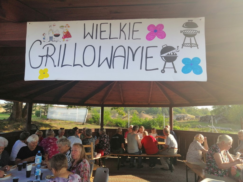 You are browsing images from the article: Zajêcia kulinarne 'Wielkie grillowanie w plenerze'