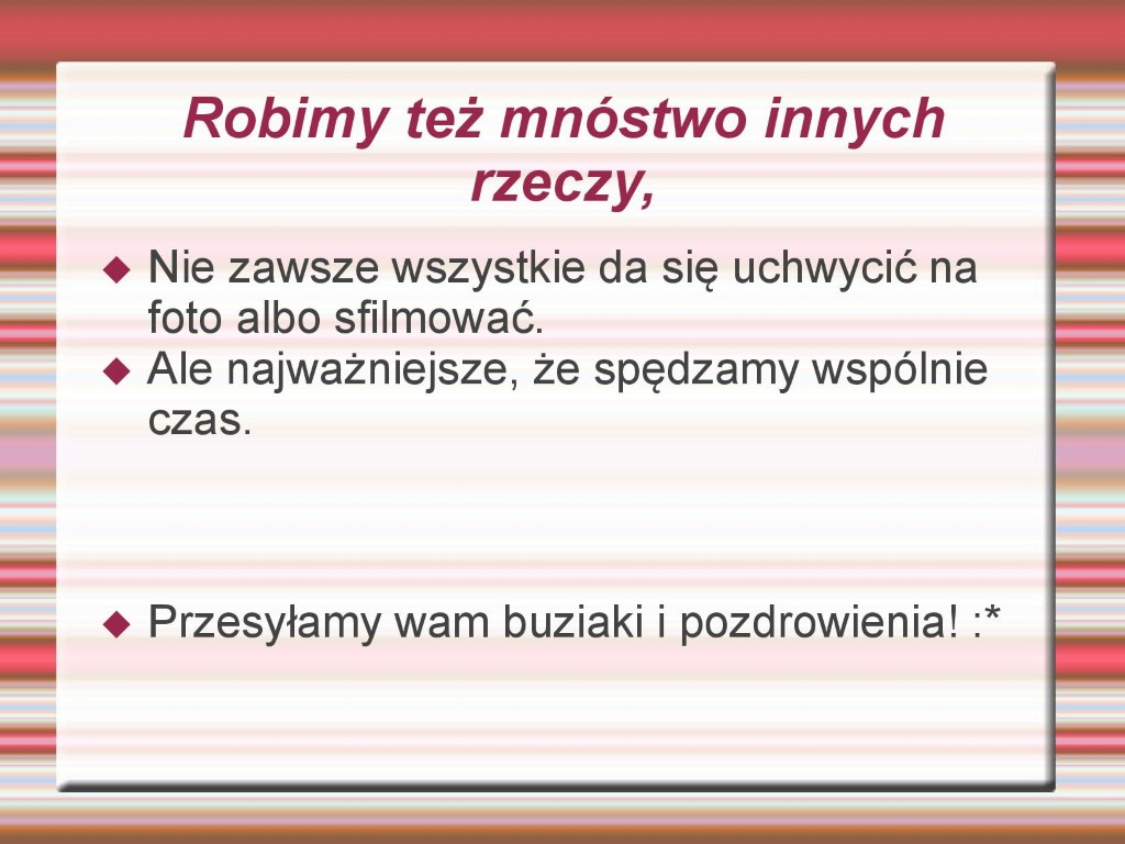 You are browsing images from the article: 'Kreatywnie-Rodzinnie'