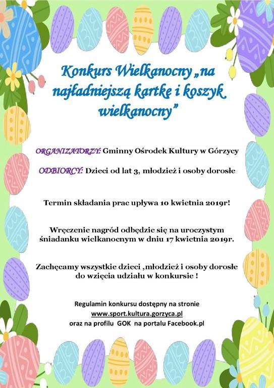 You are browsing images from the article: Serdecznie zapraszamy do wziêcia udzia³u w konkursie!