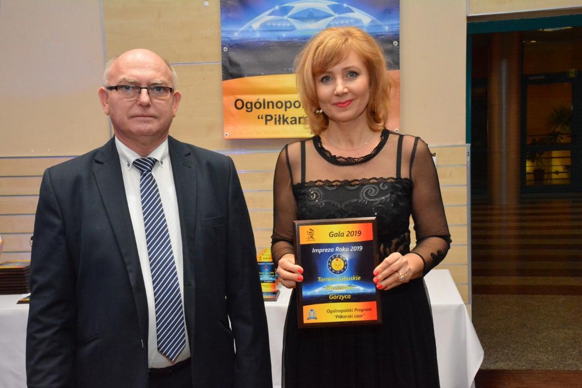 You are browsing images from the article: Gala Ogólnopolskiego Programu Pi³karski Laur