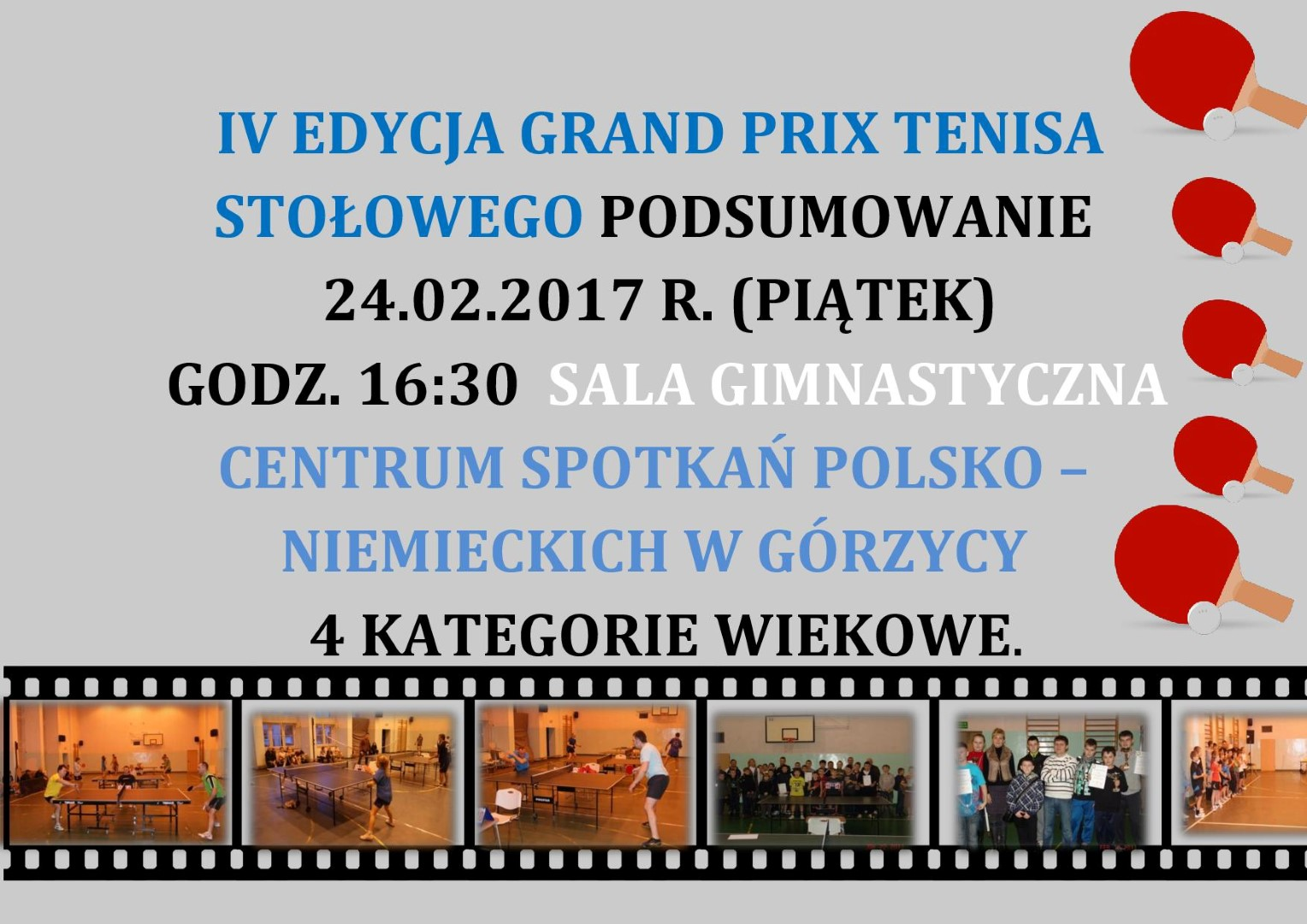 You are browsing images from the article: Podsumowanie GRAND PRIX w tenisie sto³owym!