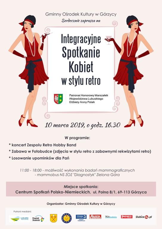 You are browsing images from the article: Serdecznie zapraszamy wszystkie Panie na Dzieñ Kobiet z Gminnym O¶rodkiem Kultury w Górzycy!