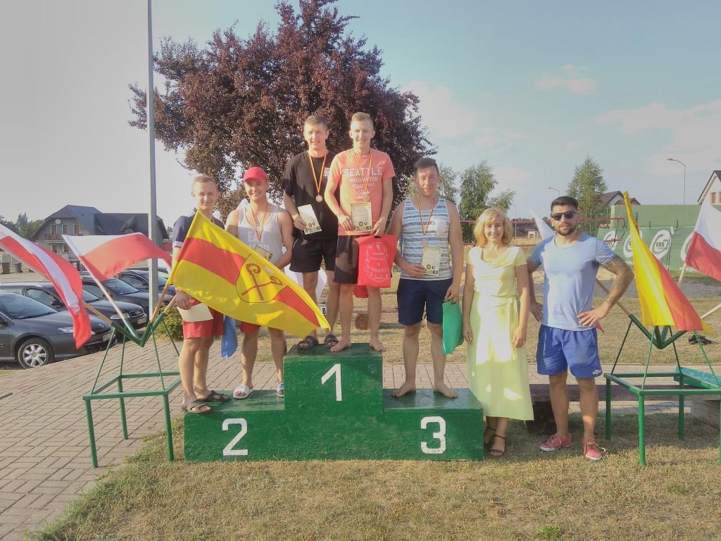 You are browsing images from the article: Grzegorz Wróbel i Rados³aw Oprzalski zwyciêzcami turnieju siatkówki pla¿owej!