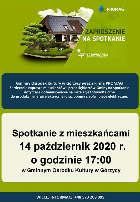 You are browsing images from the article: Zaproszenie na spotkanie-PROMAG