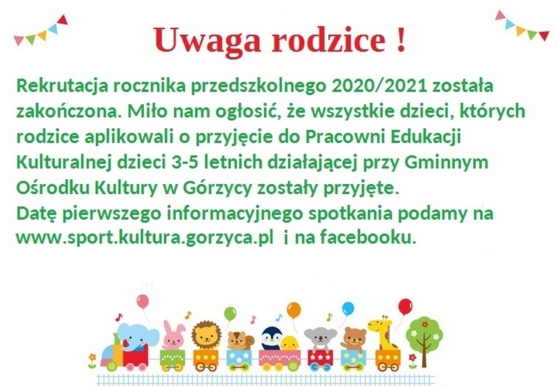 You are browsing images from the article: Rekrutacja do Pracowni Edukacji Kulturalnej 2020/2021
