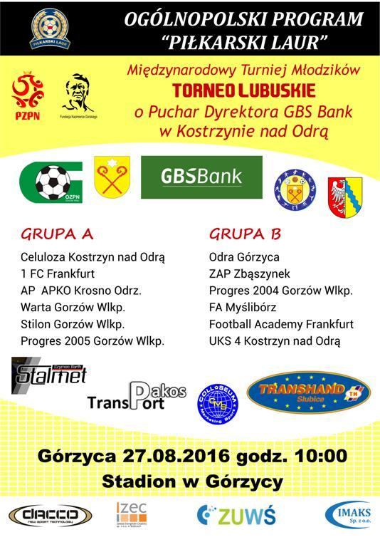 You are browsing images from the article: TORNEO LUBUSKIE W G�RZYCY