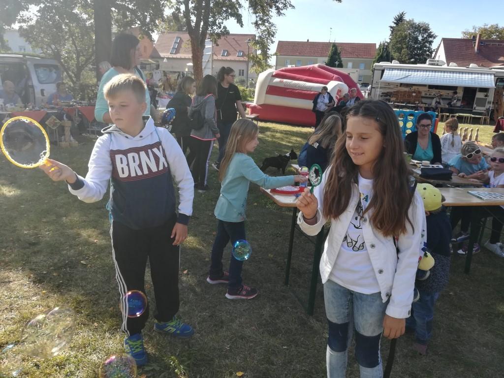 You are browsing images from the article: Festyn Jesienny w Zamku Trebnitz.