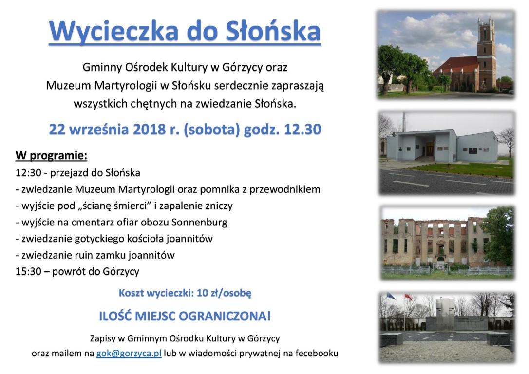 You are browsing images from the article: Serdecznie zapraszamy wszystkich mi?o?ników historii naszego regionu na wyjazd do S?o?ska!