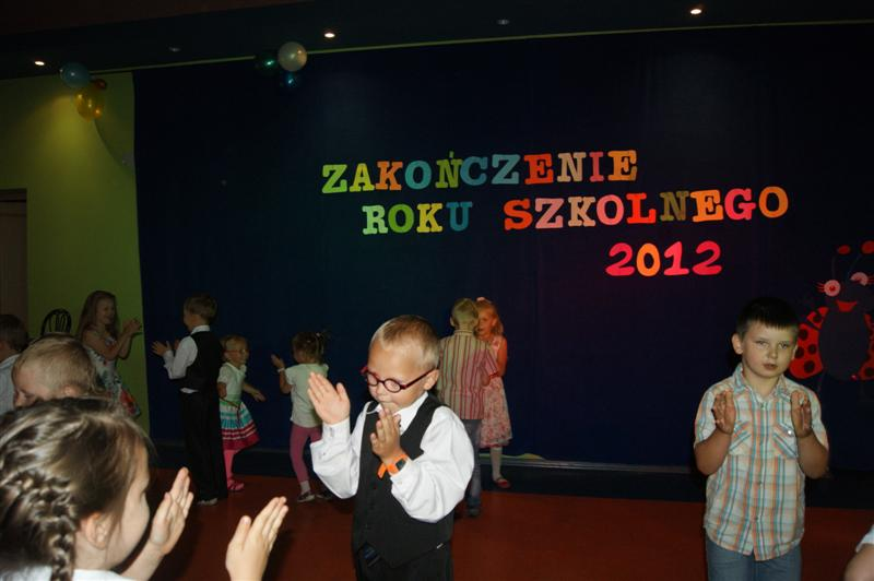 You are browsing images from the article: Zako�czenie przedszkola  (foto)