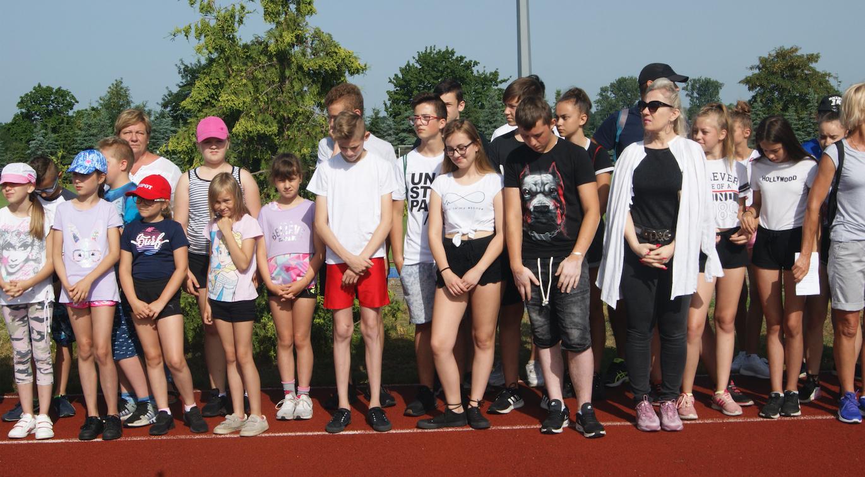 You are browsing images from the article: Otwarte Mistrzostwa Gminy Górzyca w Lekkiej Atletyce Szkó³ Podstawowych