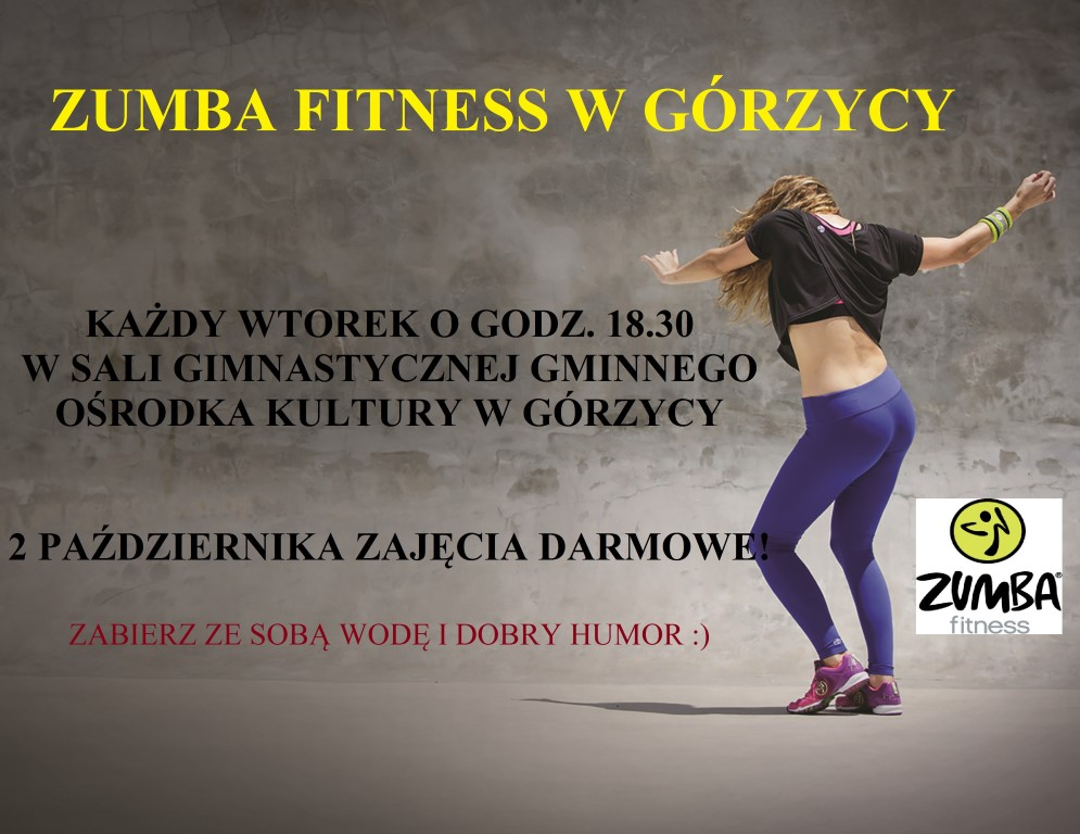 You are browsing images from the article: ZUMBA w Gminnym Osrodku Kultury w Górzycy!